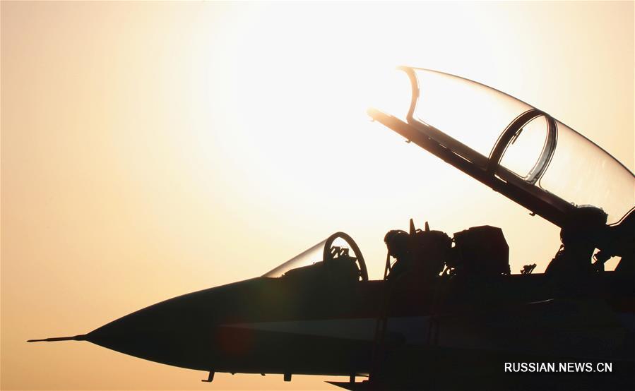 """ВВС НОАК обнародовали """"дорожную карту"""" создания мощных модернизированных ВВС"""