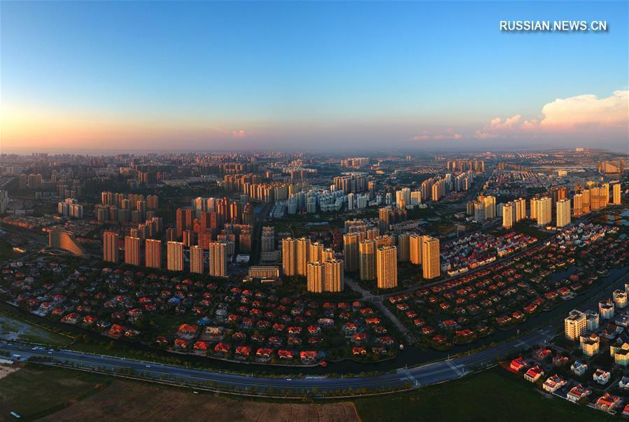 В октябре цены на жилье в Китае оставались стабильными