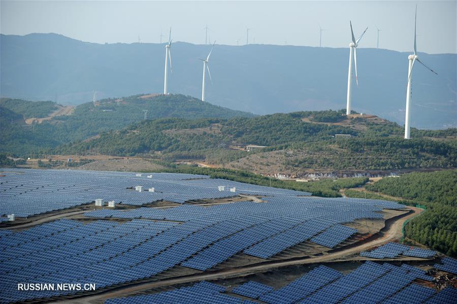 В Китае отмечается заметный рост показателей выработки электроэнергии