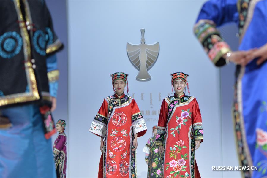 В Хух-Хото открылся Художественный фестиваль монгольского костюма