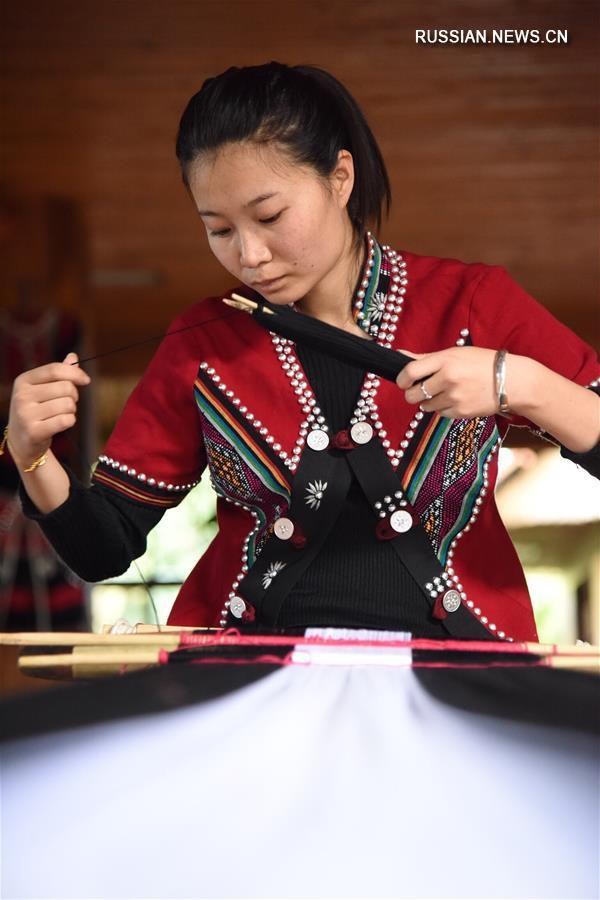 Успехи борьбы с бедностью в уезде Симэн
