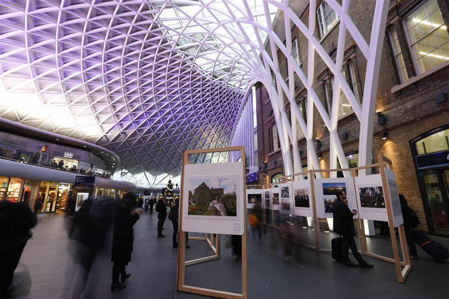 В Лондоне открылась фотовыставка, посвященная 40-летию политики реформ и открытости