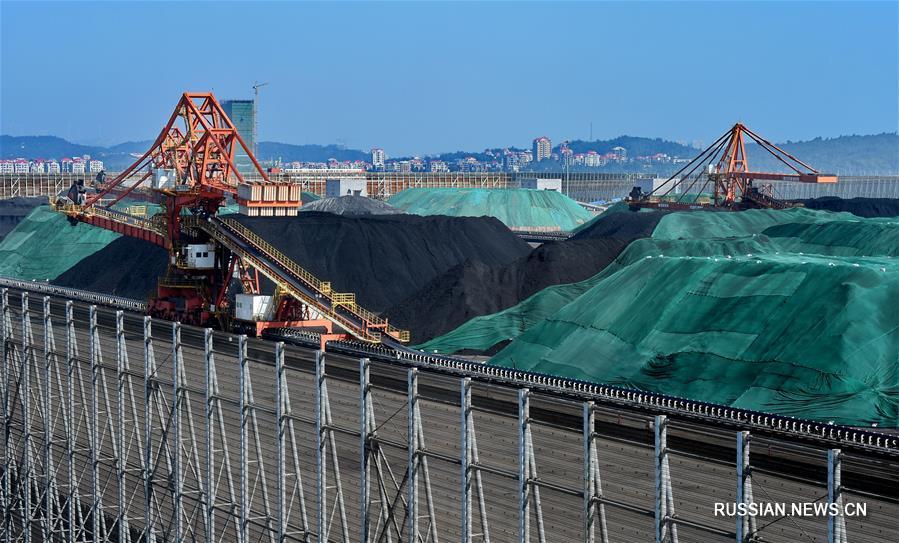 Развитие портовой экономики в Путяне