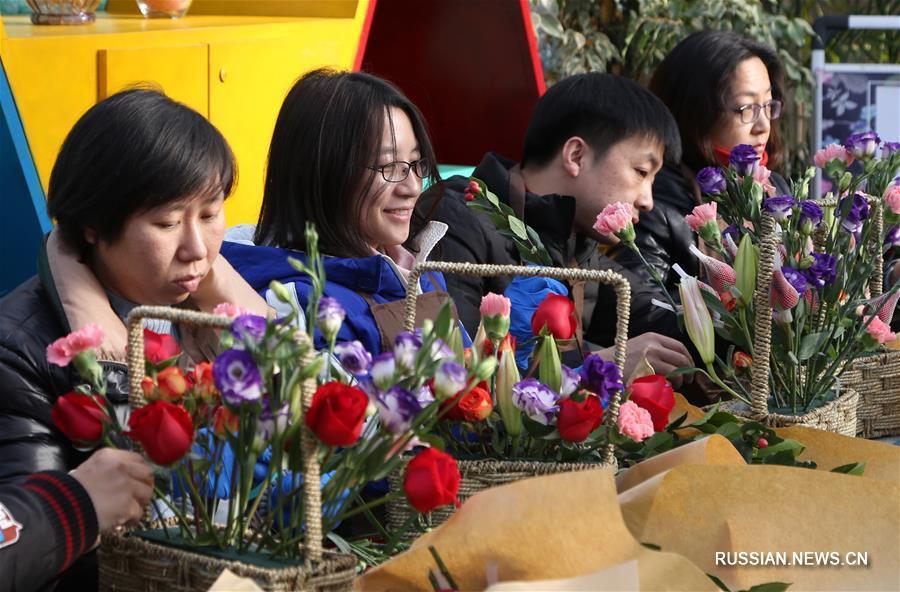 В Пекине открыты 33 садоводческие станции