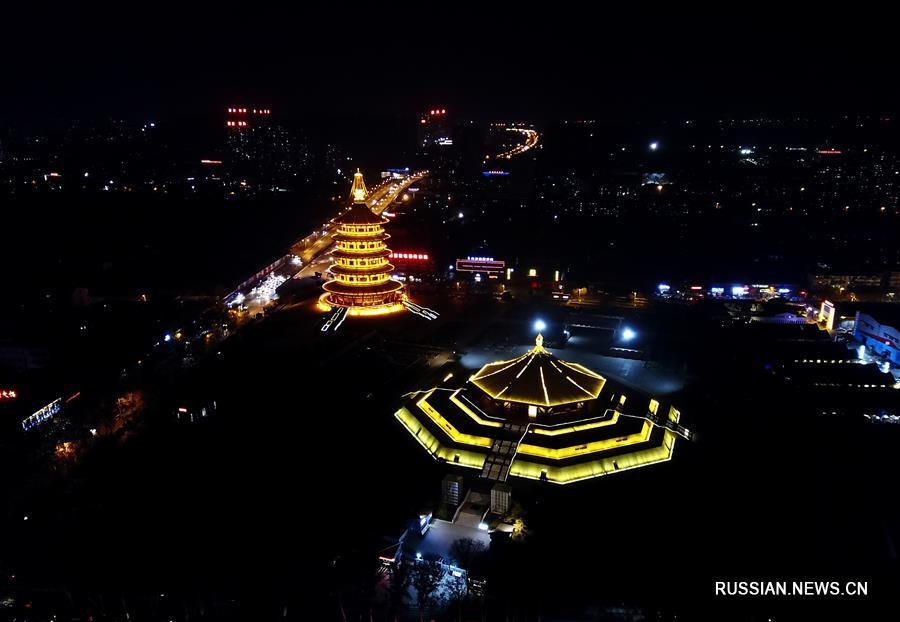 Лоянские храмы Минтан и Тяньтан - сияющие жемчужины архитектуры древней столицы Китая