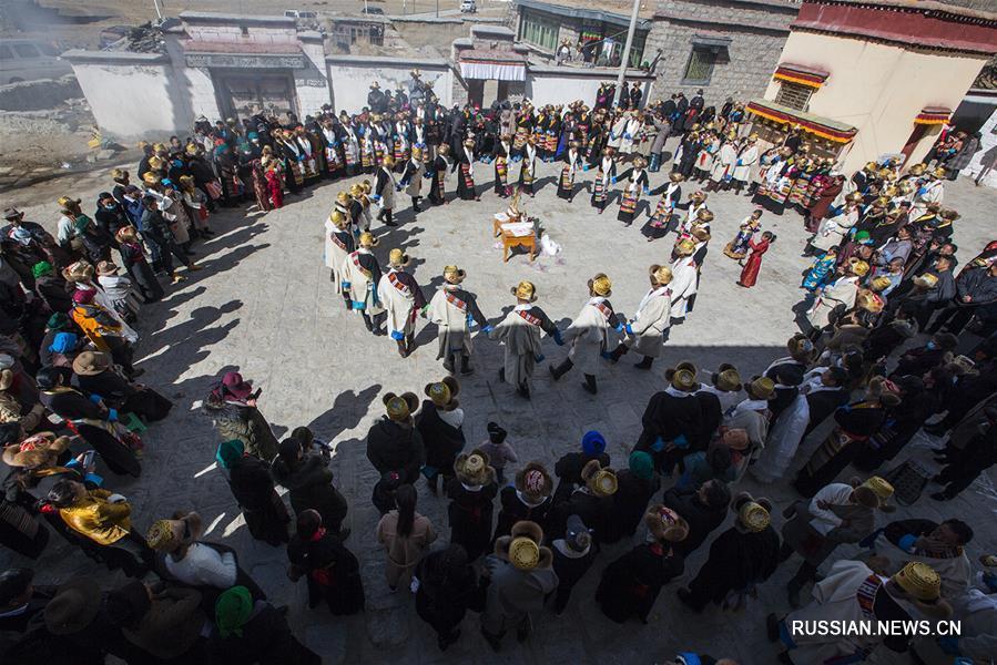 Лосар -- тибетский Новый год
