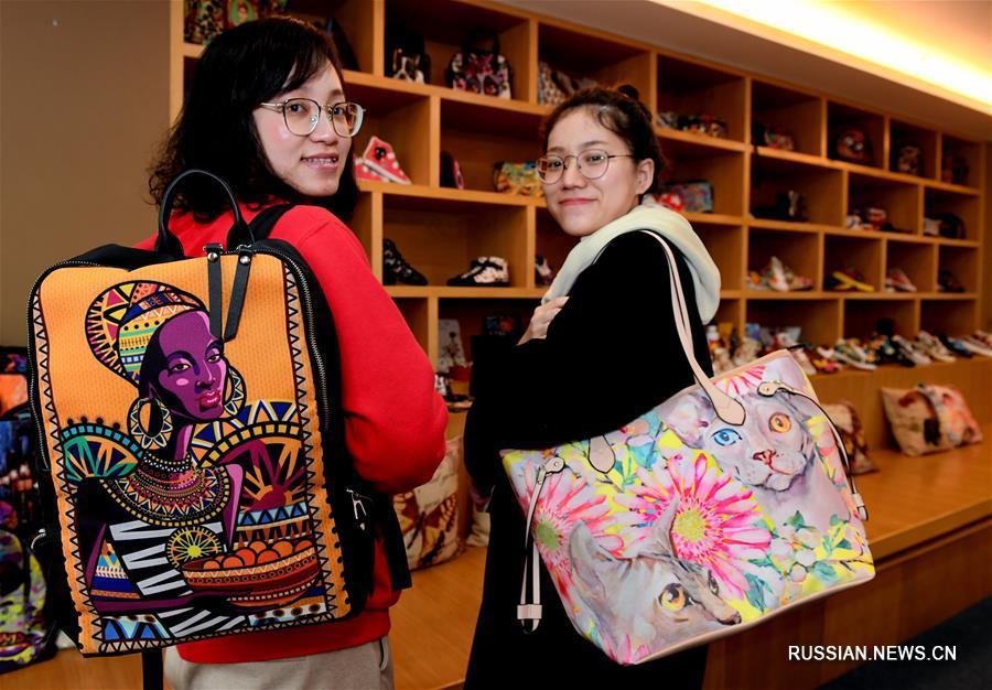 Компании из провинции Фуцзянь развивают интернет-продажи изготовленных на заказ товаров