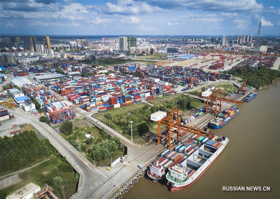 Экономический пояс реки Янцзы