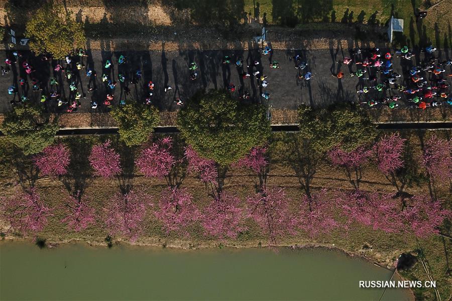 3-й Сисайшаньский кросс в Хучжоу