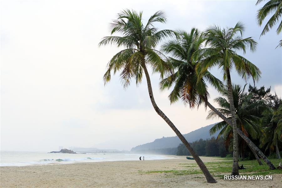Развитие курортного туризма на острове Хайнань