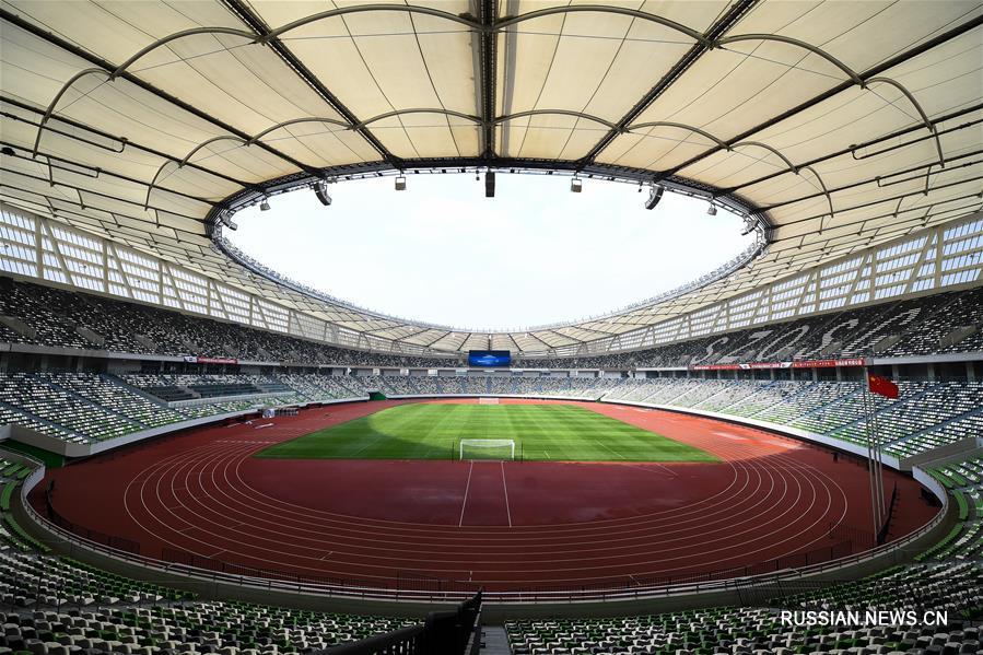 Стадион Олимпийского спортивного центра Сучжоу