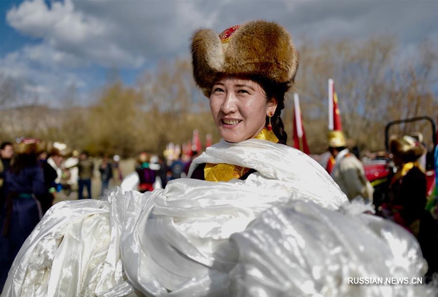 Кэсун -- первая тибетская деревня на пути демократических преобразований