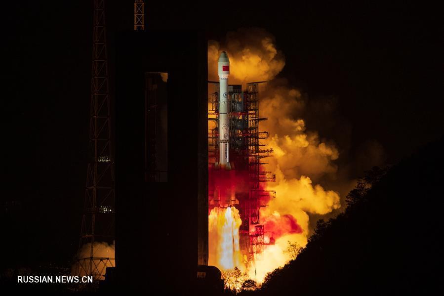 (科技)(1)我国成功发射第二代数据中继卫星系统首星