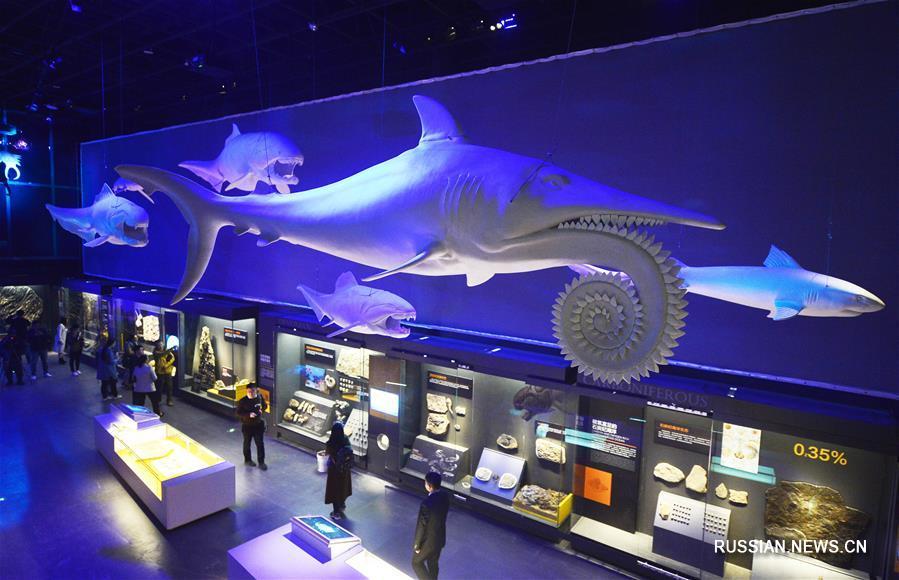 Национальный музей морей и океанов в Тяньцзине откроется в течение этого года