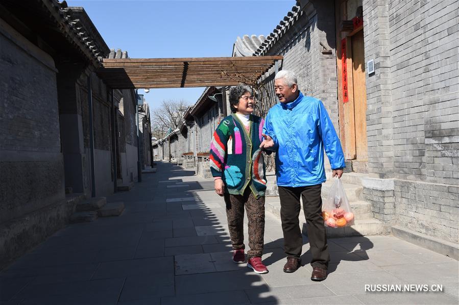 Пекинский микрорайон Цяньмэньдун: новый облик старинных кварталов