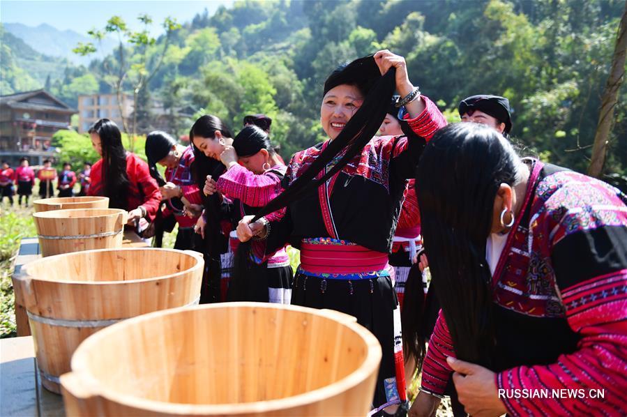 Развитие туризма помогает народности яо избавляться от бедности