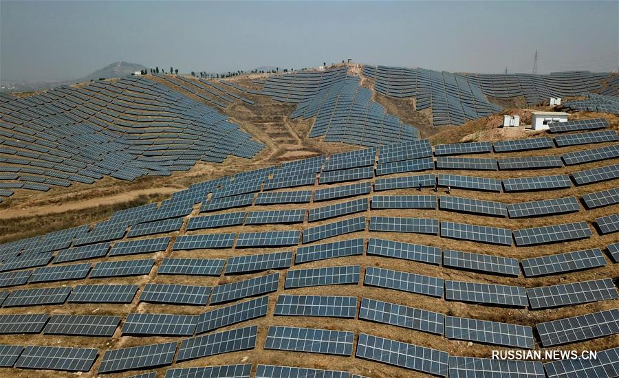 Развитие альтернативной энергетики в Шицзячжуане