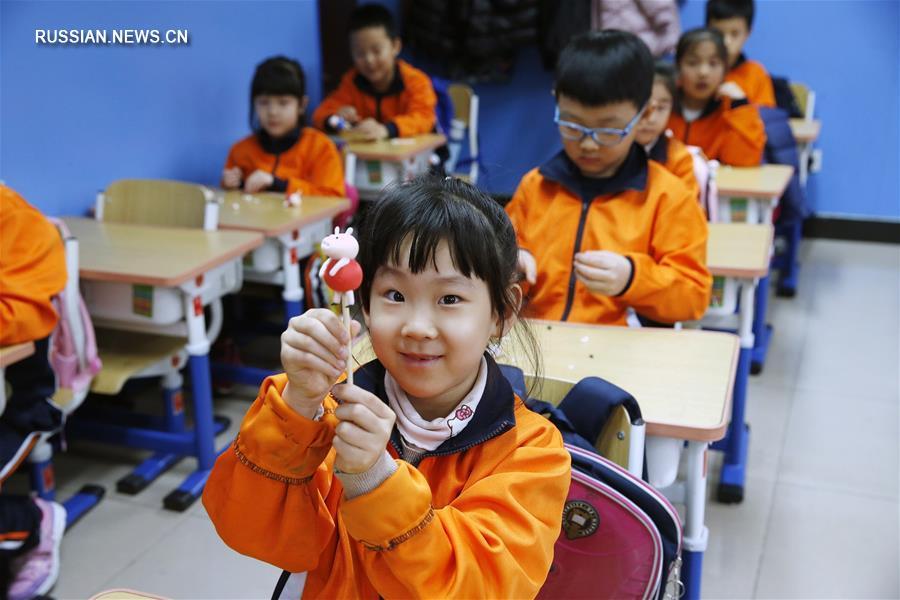 Китай готовится к беби-буму в году Свиньи