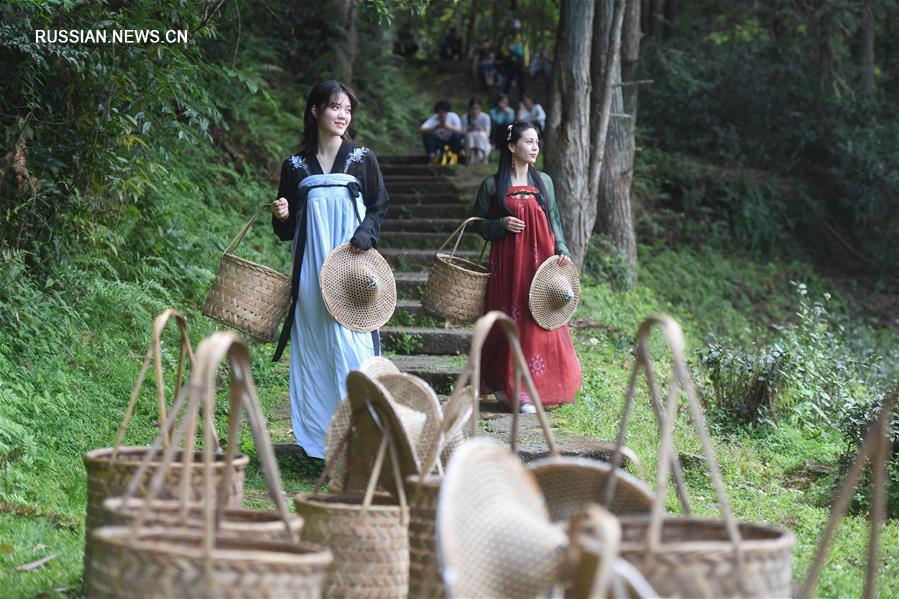 Экотуризм в городском округе Уишань