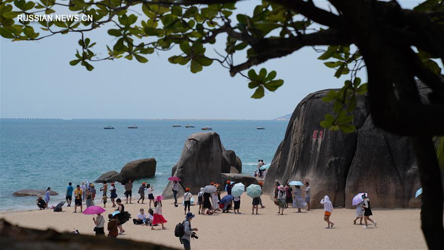 Развитие универсального туризма в провинции Хайнань
