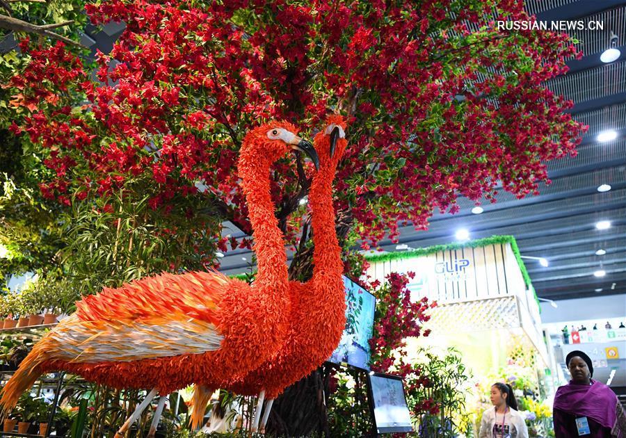 В Гуанчжоу продолжается 125-я Китайская импортно-экспортная ярмарка