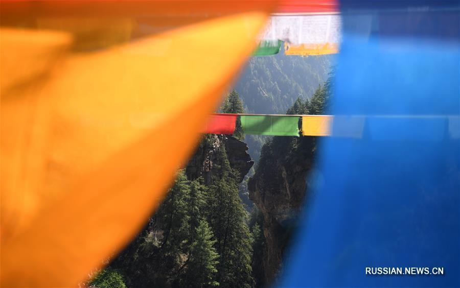 Чарующие красоты тибетского уезда Гьиронг