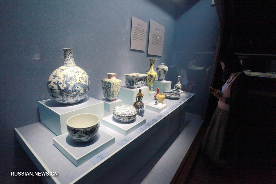 Китай готов к встрече Международного дня музеев