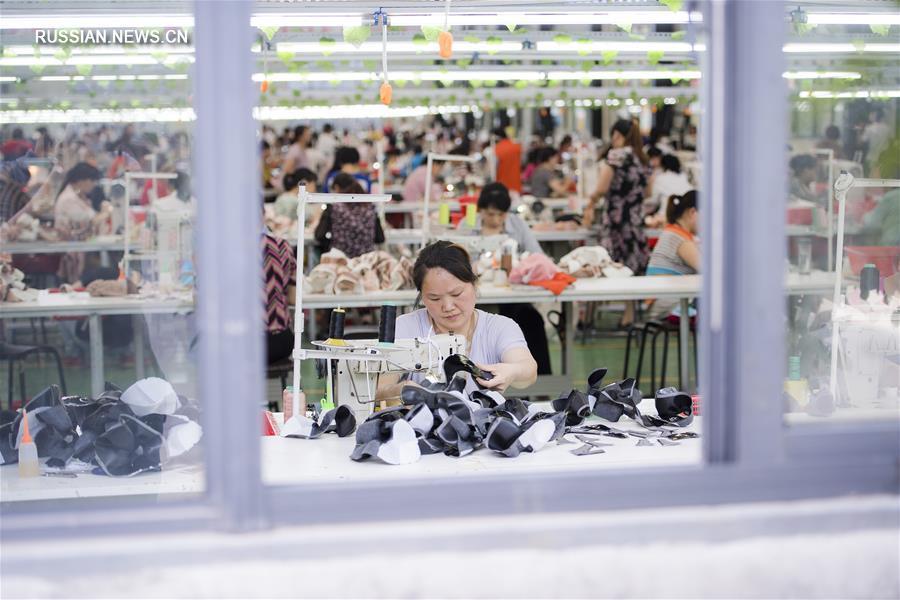 Борьба с бедностью в городском округе Шиянь