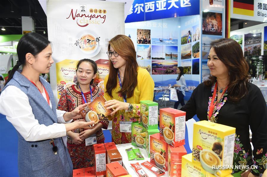 Китайская ярмарка импортных товаров-2019 открылась в г. Иу