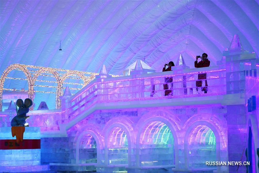 """""""Путешествие в мир снега и льда"""" ждет всех желающих в Харбине"""