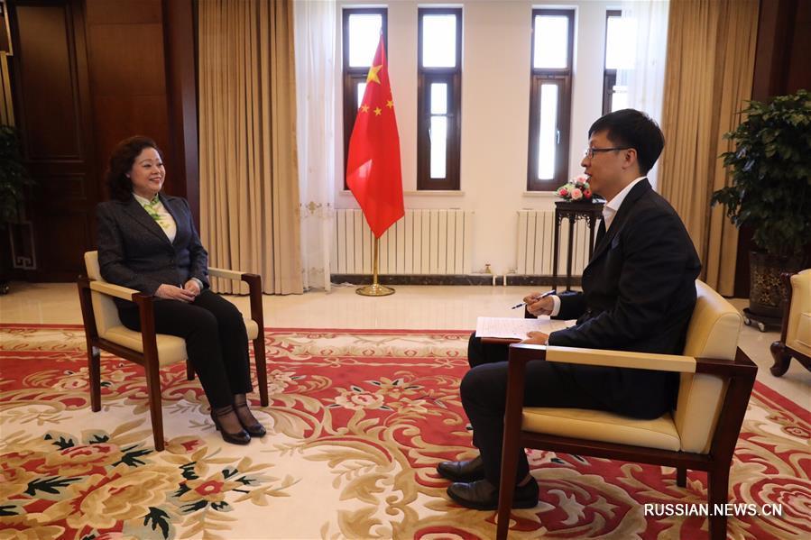 Китайско-кыргызстанское сотрудничество в различных областях движется вперед, а отношения двух стран выходят на новый уровень -- Посол КНР в Кыргызстане