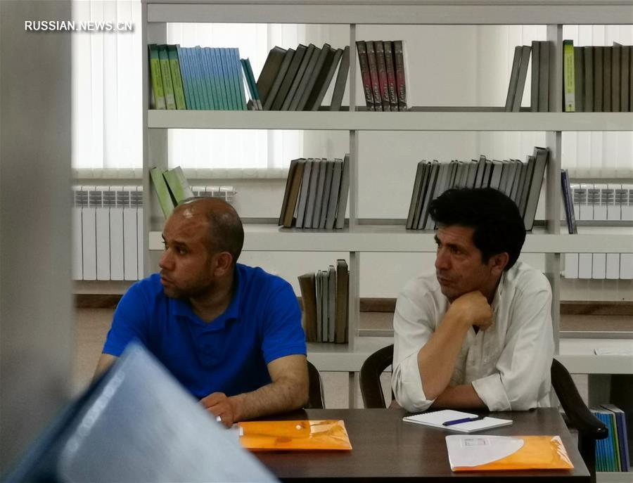 Китай и Узбекистан помогают в повышении квалификации афганских специалистов