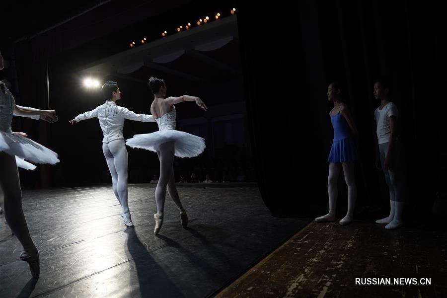 Центральная балетная труппа Китая отмечает 60-летие своего основания