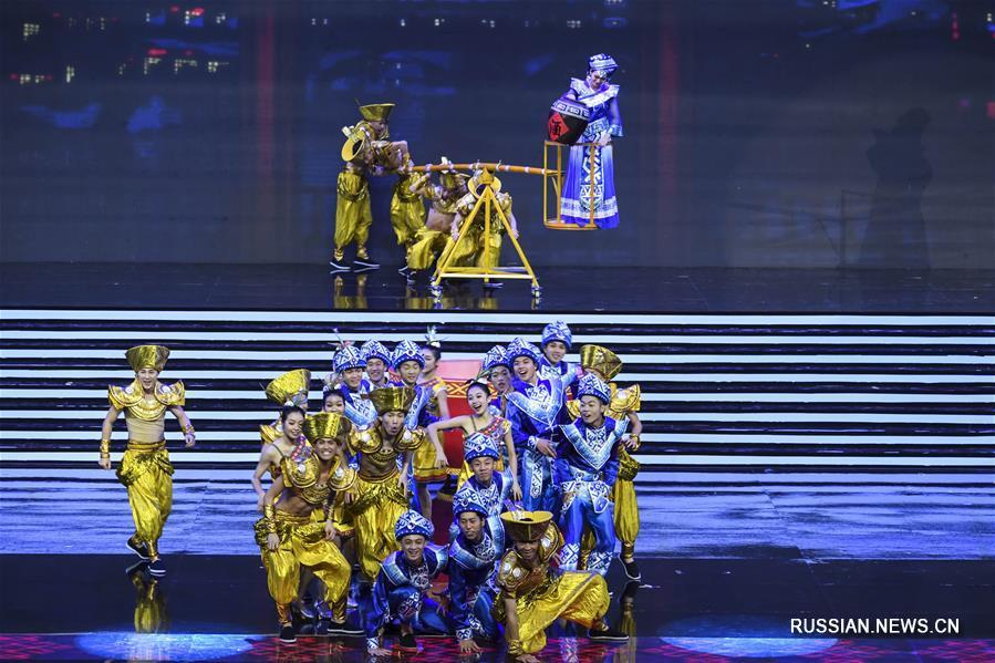 Гала-концерт народных песен в Наньнине