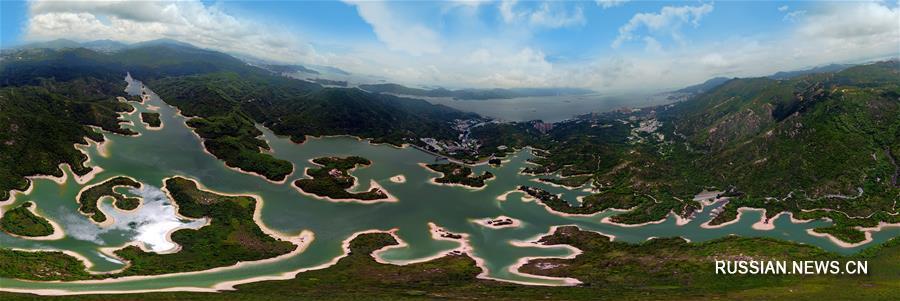 Зеленый Китай -- Градостроительство и экоустойчивость как основа гармоничного развития Сянгана