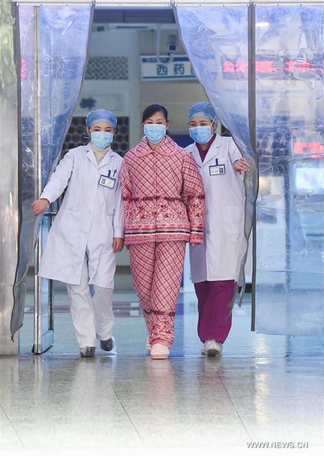 Рассказ первой чунцинской пациентки, излечившейся от вирусной пневмонии