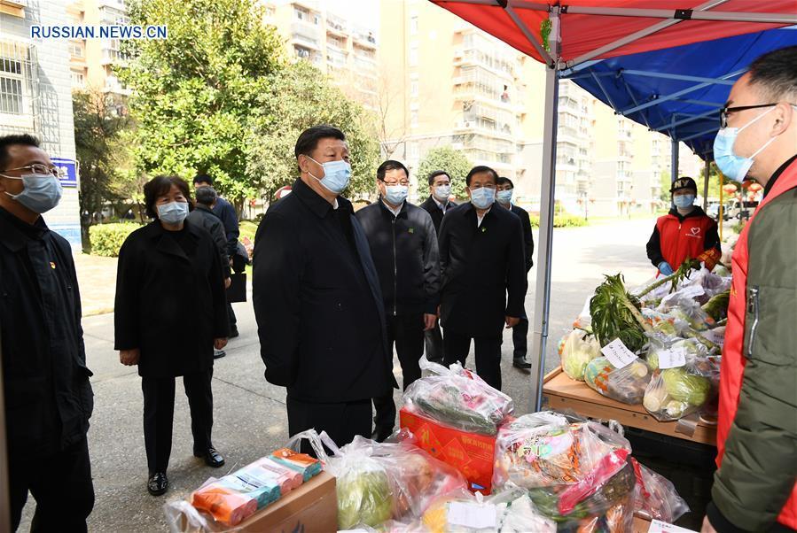 Момент истины: Си Цзиньпин возглавляет борьбу с эпидемией COVID-19 в Китае
