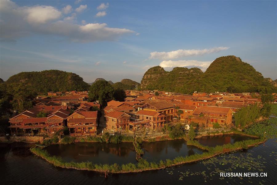 Развитие сельского туризма в деревне Сяньжэньдун