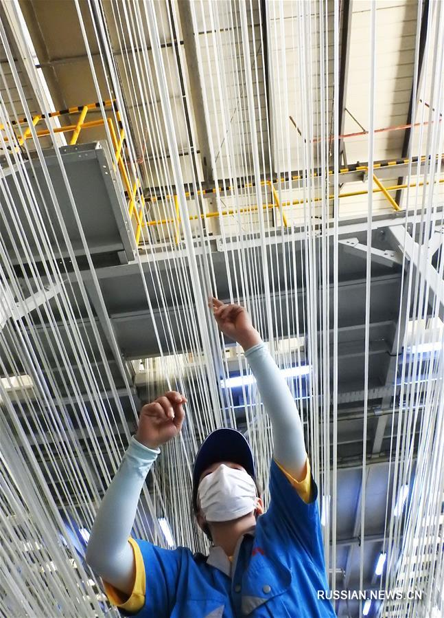 В мае отмечен рост прибыли китайских промышленных предприятий