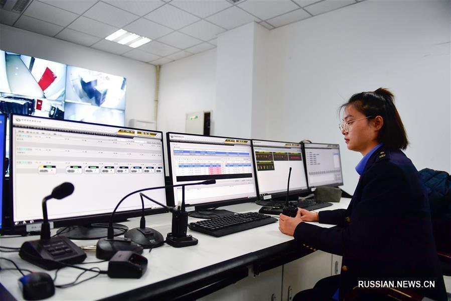 В Голмуде завершено строительство нового железнодорожного вокзала
