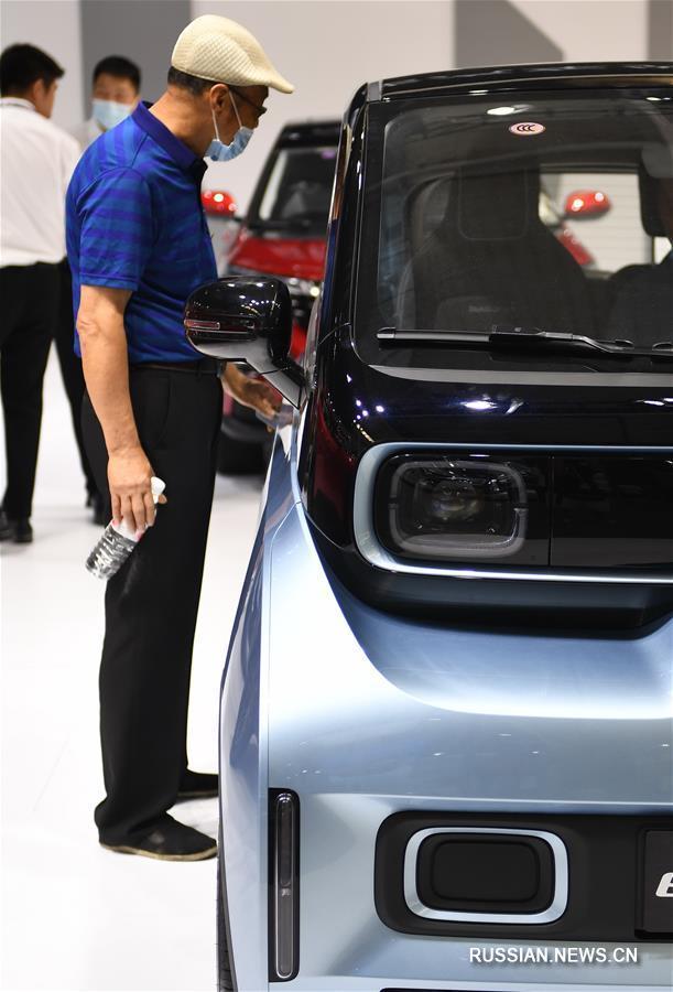 Производство и продажи автомобилей в Китае продолжили рост в июне