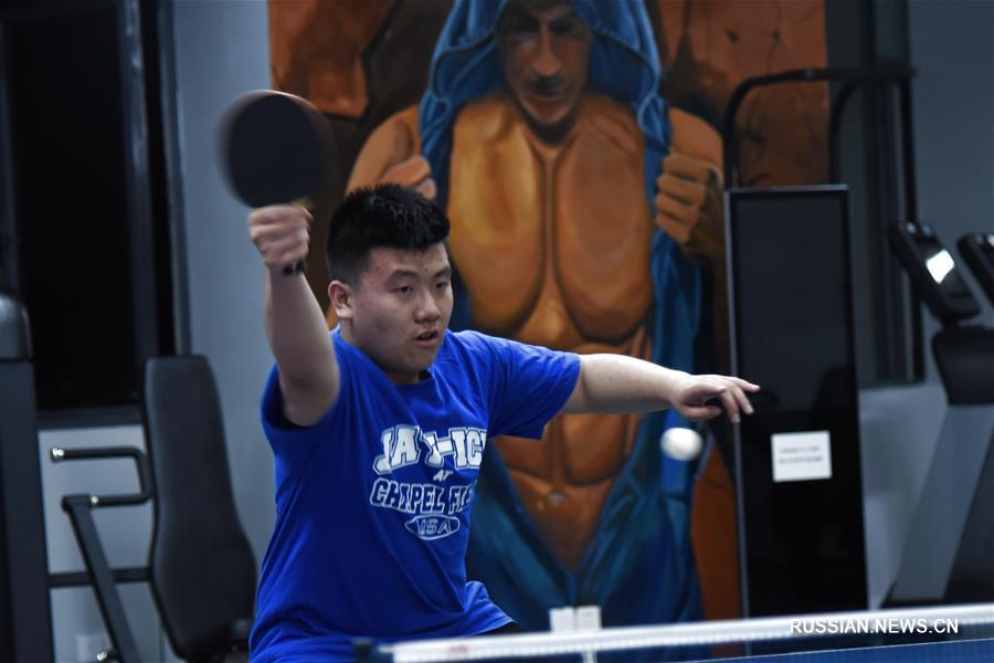 Первый в пров. Гуйчжоу круглосуточный интеллектуальный фитнес-клуб