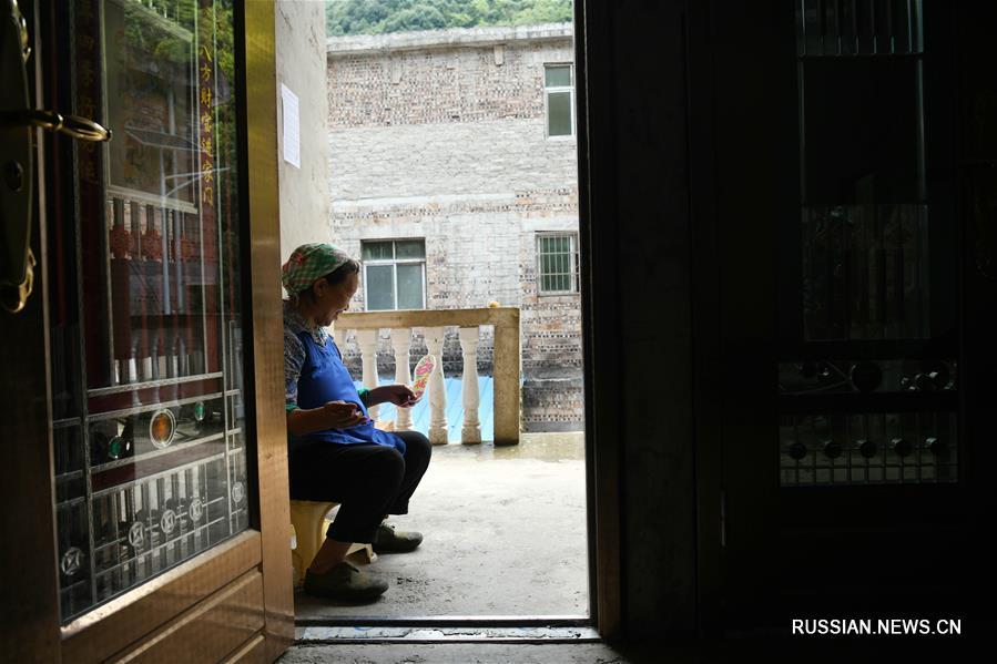 Бедная деревня в провинции Гуйчжоу распрощалась с нищетой