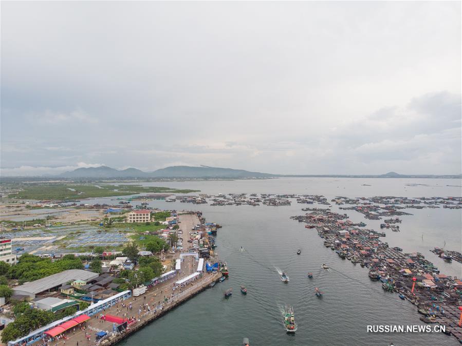 Прекратил действие сезонный запрет на лов рыбы в Южно-Китайском море