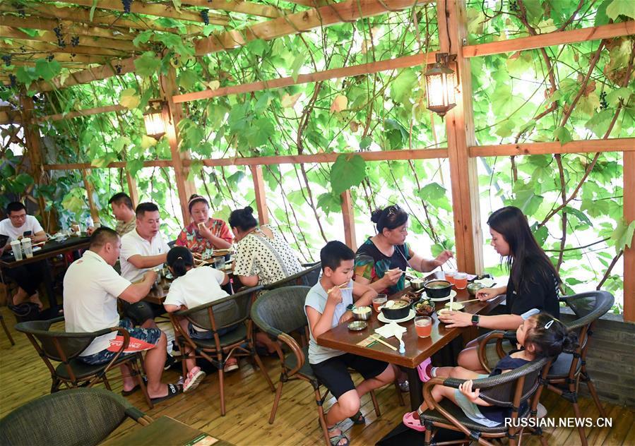 Популярный ресторан с маленькими порциями в Чанчуне