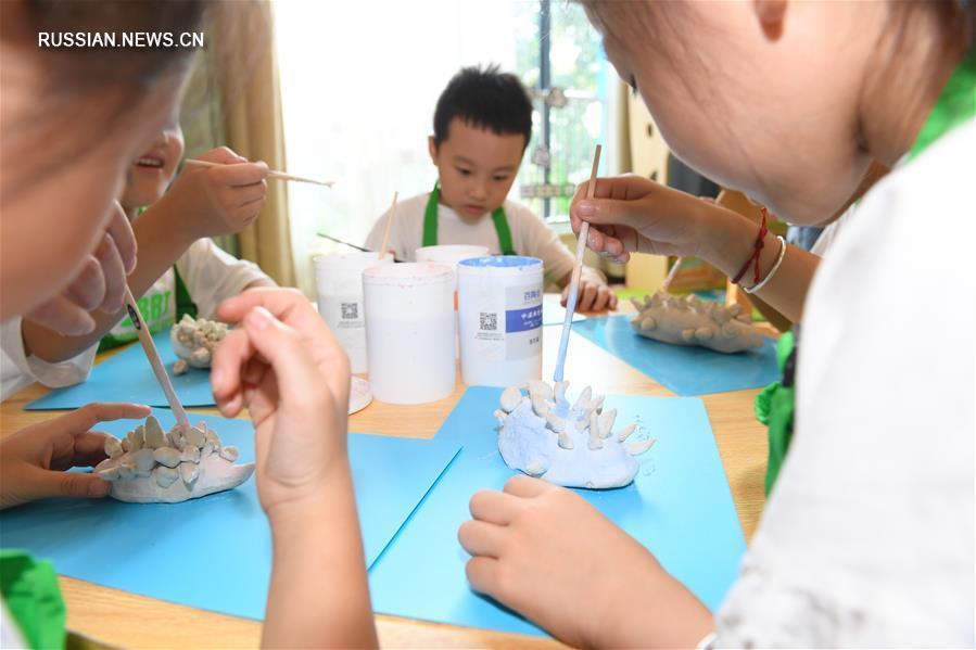Маленькие ремесленники из провинции Чжэцзян