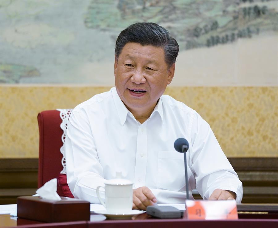 Си Цзиньпин выступил с важной речью на симпозиуме по вопросам социально-экономического развития