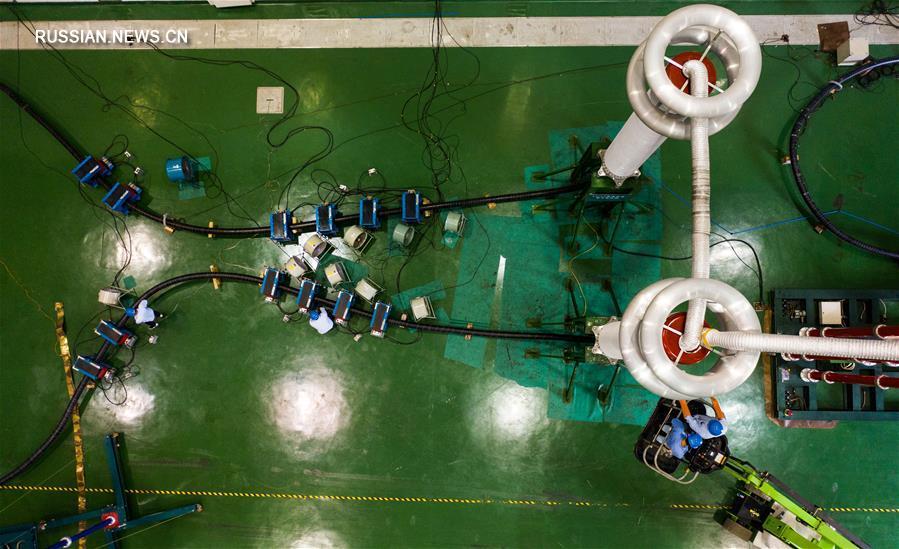 Китайский электрокабель постоянного тока напряжением до 535 кВ прошел испытания