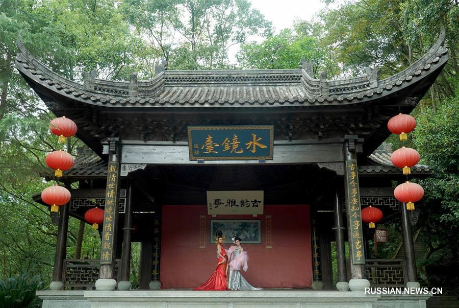 Чунцинская международная неделя моды завершилась в Чунцине