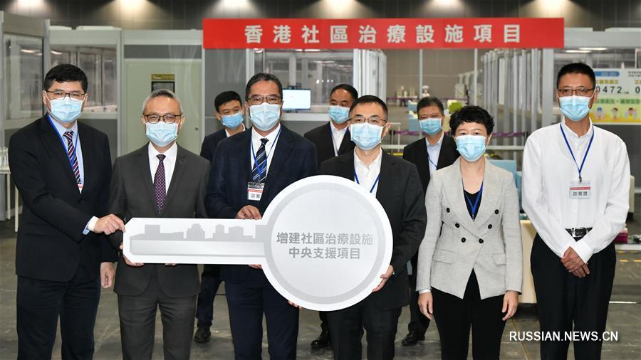 В Сянгане завершился проект расширения стационара в выставочном центре AsiaWorld-Expo